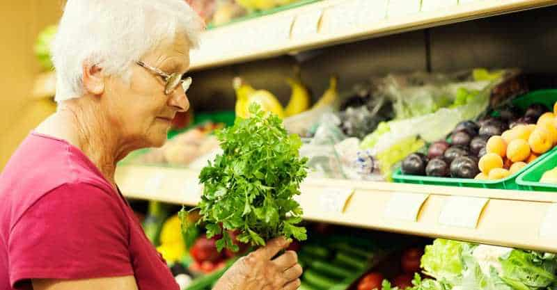 Healthy diet for old age people, diet for elderly