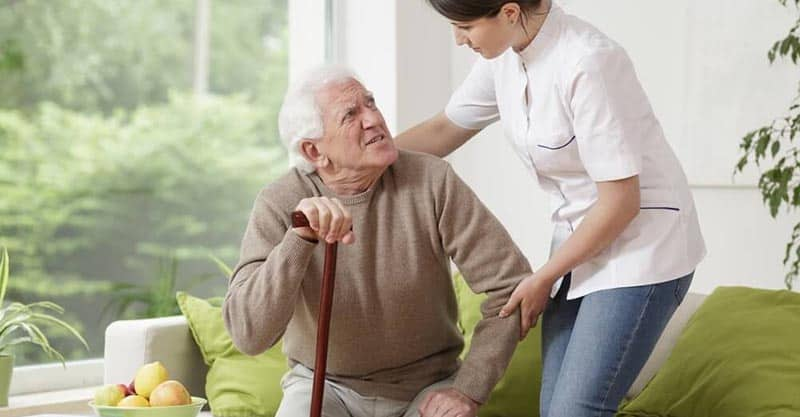 Aging Parent Might Need Home Care