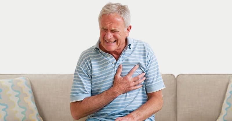 Heart Attack in Seniors