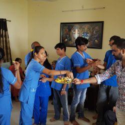 Papayacare festival celebration Rakhi